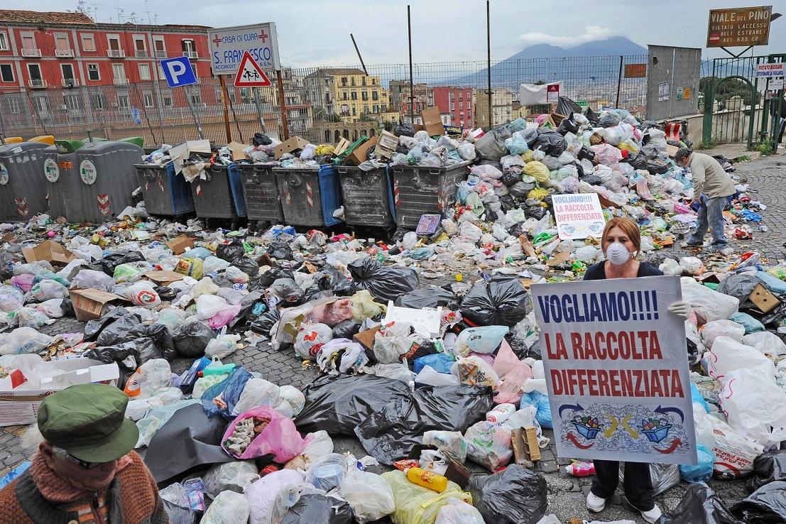 Alla Campania il premio per la prevenzione dei rifiuti 2015