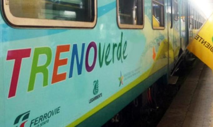 Treno Verde Napoli 2015