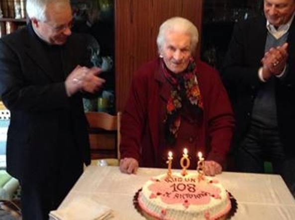 Antonina Fiorentino, operata con successo al femore a 109 anni