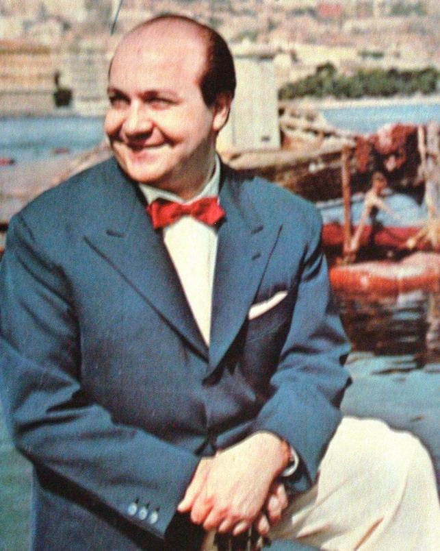 Aurelio Fierro, 10 anni fa andava via il cantante e attore napoletano