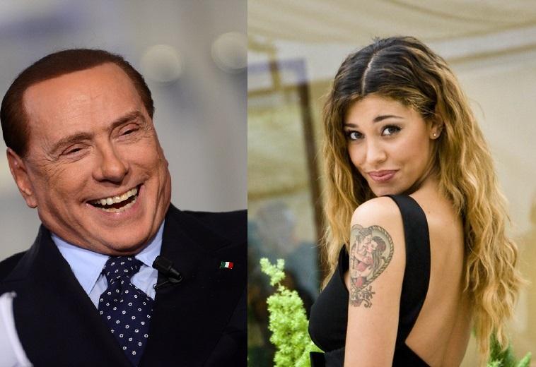 Berlusconi a Belen: