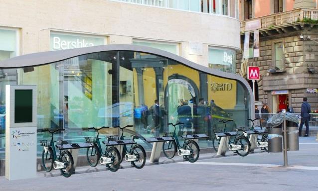 Bike sharing, Napoli: è scoppiata la mania della bicicletta in città