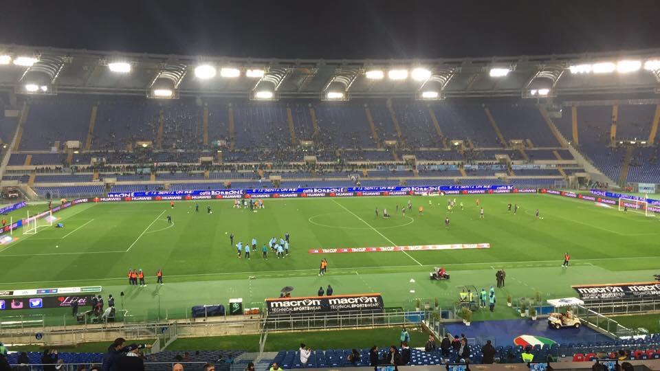 Coppa Italia, Lazio-Napoli e la telecronaca di parte della LotitoTv