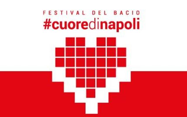 Festival del Bacio 2015 #cuoredinapoli, arriva il programma dell'evento