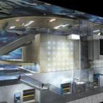 Metropolitana di Chiaia: ecco il progetto di Podrecca (FOTO)