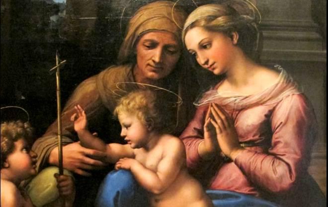 La Madonna del Divino Amore esposta alla Pinacoteca Agnelli di Torino