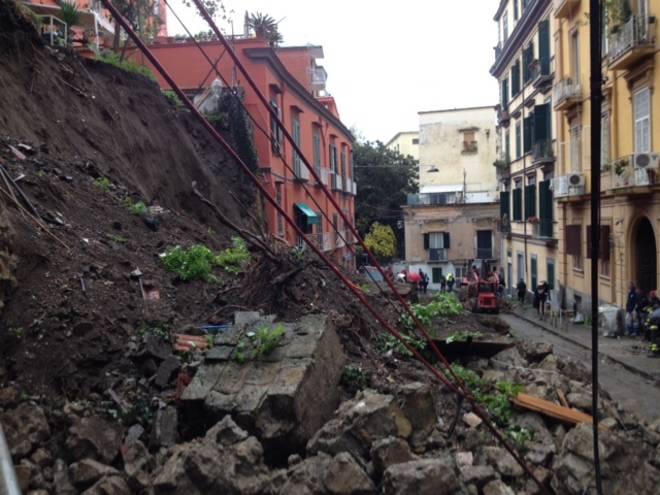 Maltempo, la Sciabolata Artica mette KO Napoli e l'Italia intera