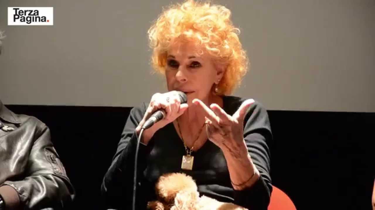 Ornella Vanoni: il video della conferenza a Roma