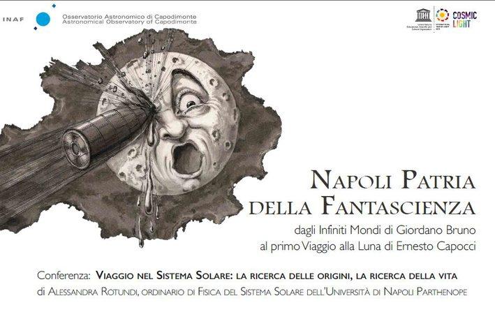 Napoli patria della Fantascienza, venerdì la mostra su Capocci