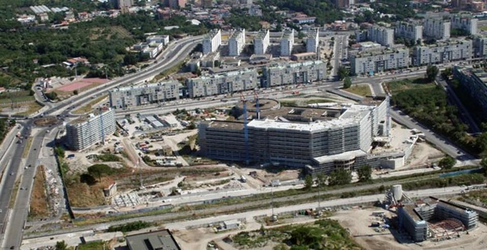 Inaugurato l'Ospedale del Mare di Ponticelli