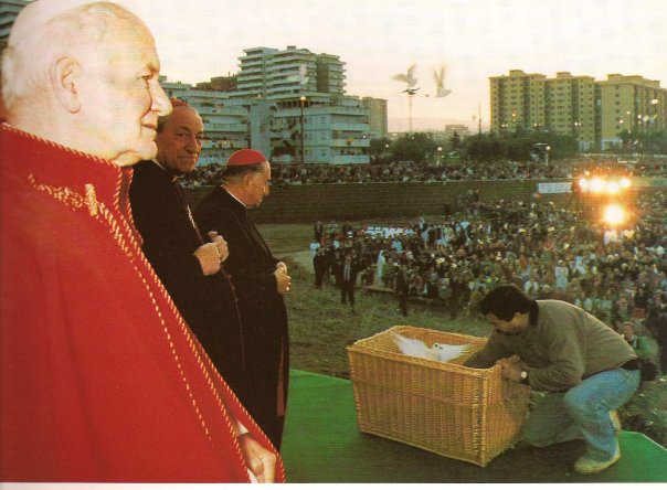 Un papa a Scampia dopo 25 anni