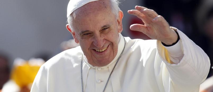 """Papa Francesco e il napoletano: """"A Maronna t'accumpagna"""""""