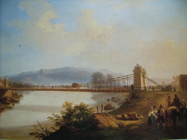Storia Partenopea: il Ponte Real Ferdinando sul Garigliano