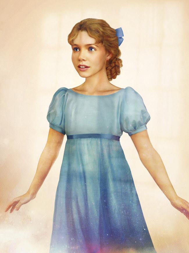 Le Principesse Disney ritratte da Jirka Vinse