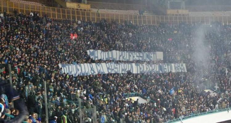 La Rai risponde alla protesta dei tifosi del Napoli