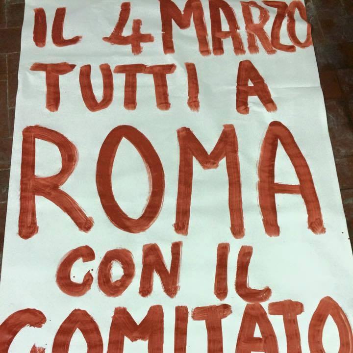 Il 4 marzo 'Se Renzi non va a Scampia, Scampia va da Renzi'