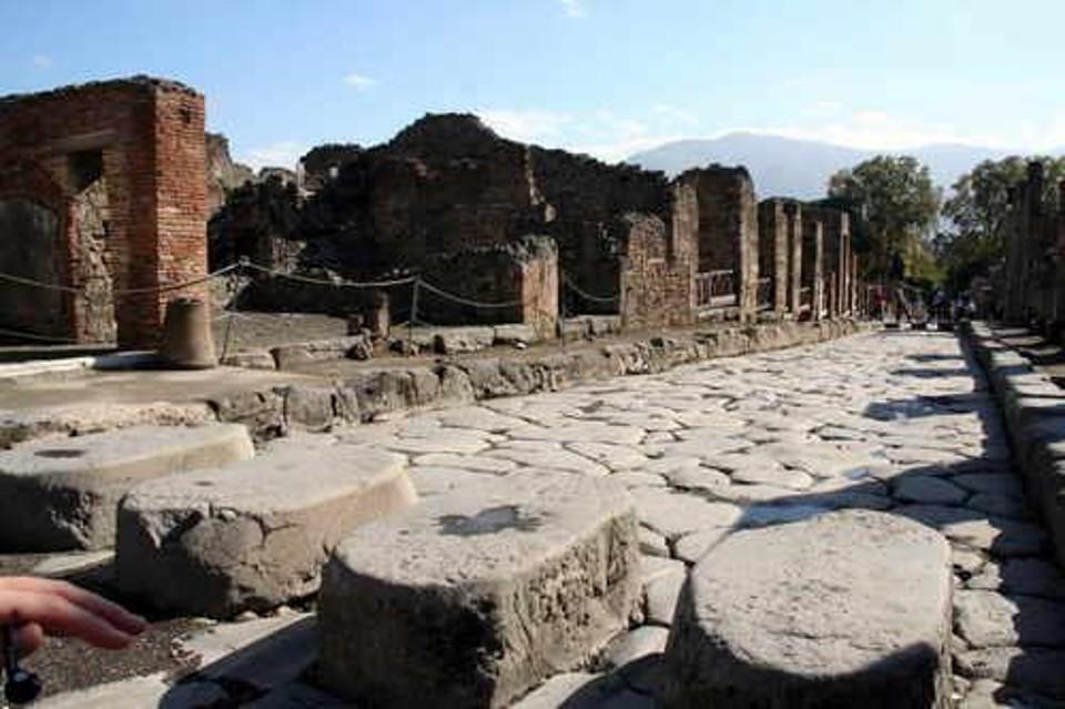 Scavi di Pompei, arriva il rincaro dei biglietti