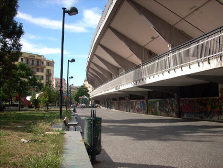 Stadio Collana, de Magistris attacca la Regione Campania