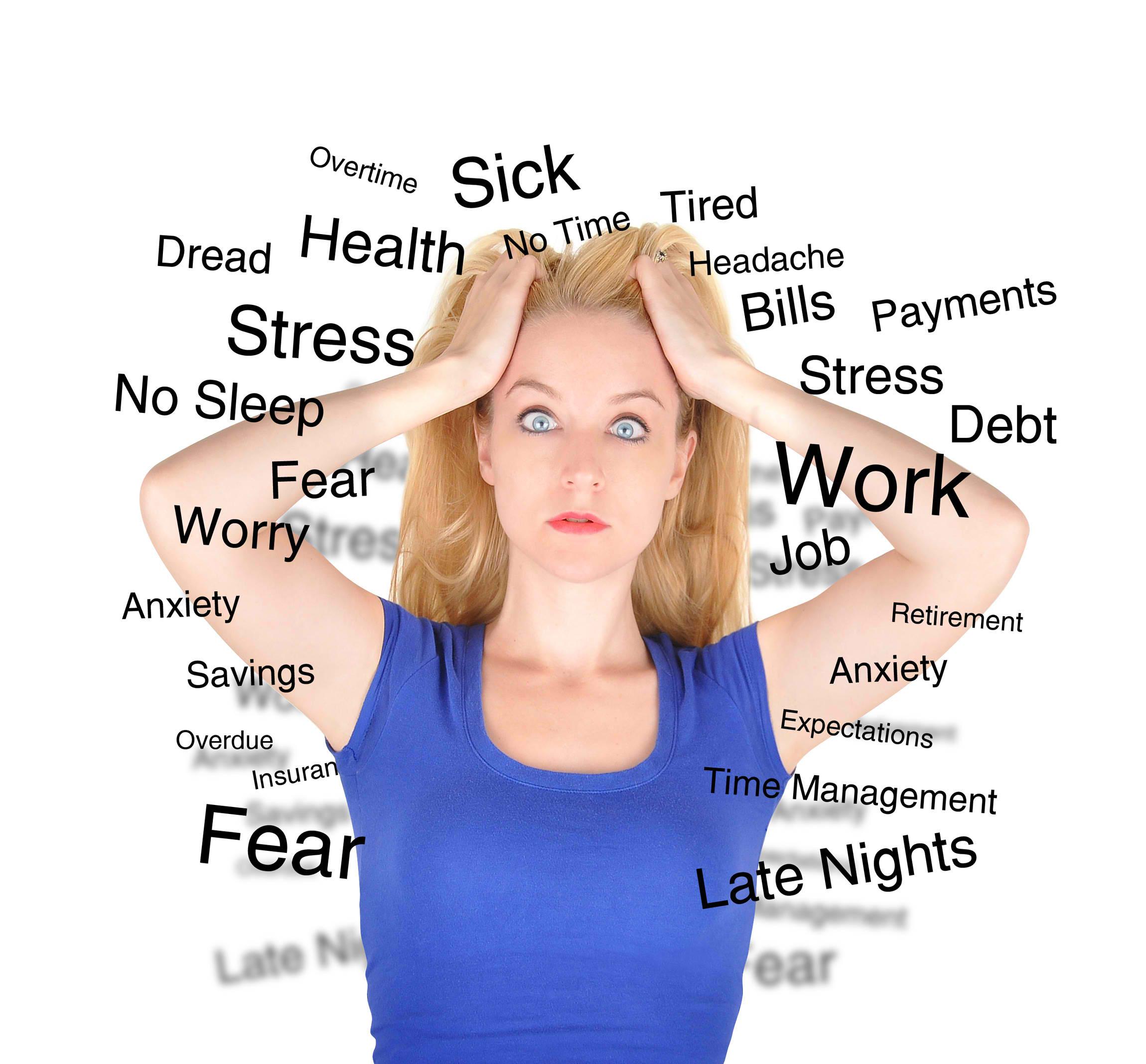 Stress: come risponde il nostro organismo?