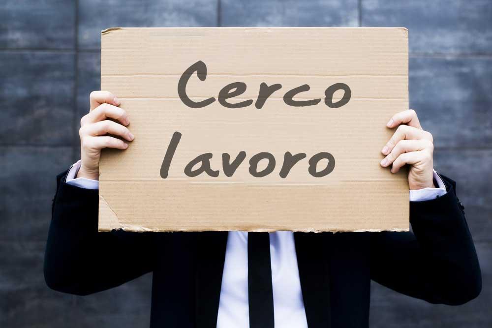Tasso di disoccupazione: in Campania ha raggiunto il 21,7%