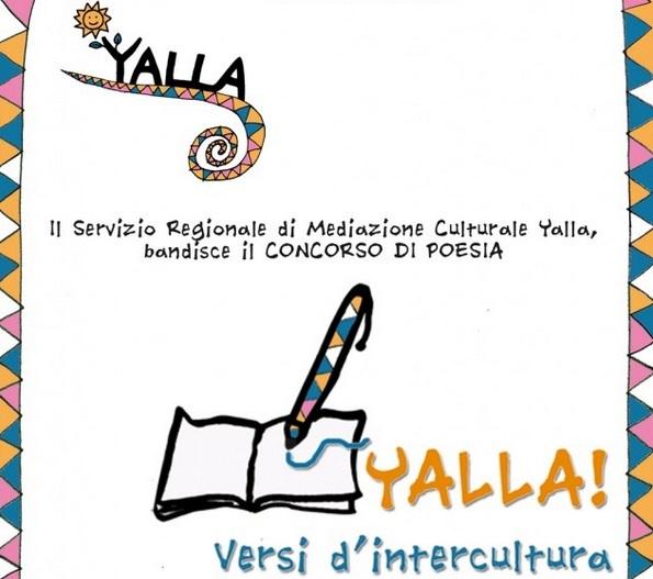 'Yalla! Versi d'intercultura', il concorso di poesia per raccontare l'incontro con l'altro