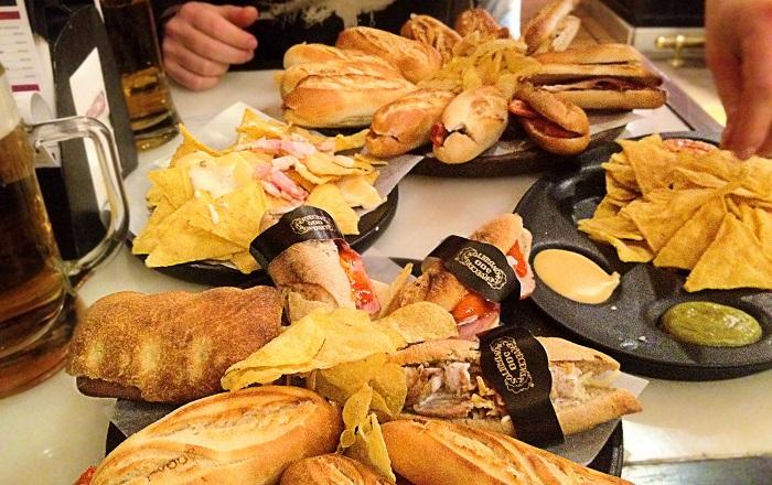 Apre a Napoli il fast food spagnolo
