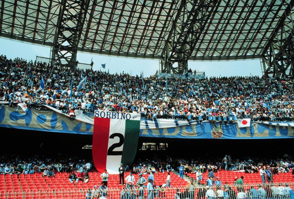 29 aprile 1990, il Napoli vince il suo secondo scudetto