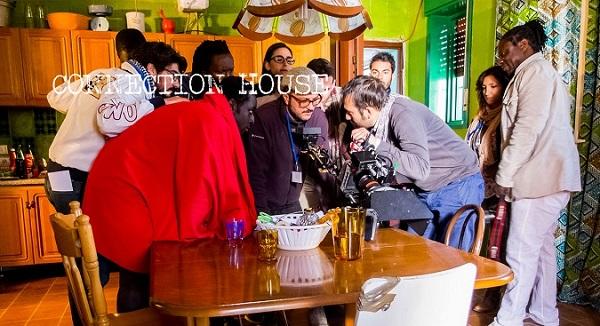 """Connection House"": la prima social fiction su Castel Volturno"