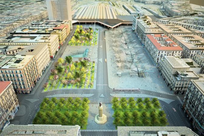 Dominique Perrault, progettista del tunnel di Piazza Garibaldi, innamorato di Napoli