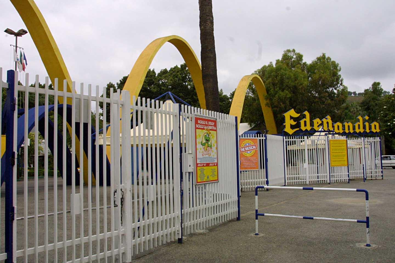 New Edenlandia non aprirà quest'anno