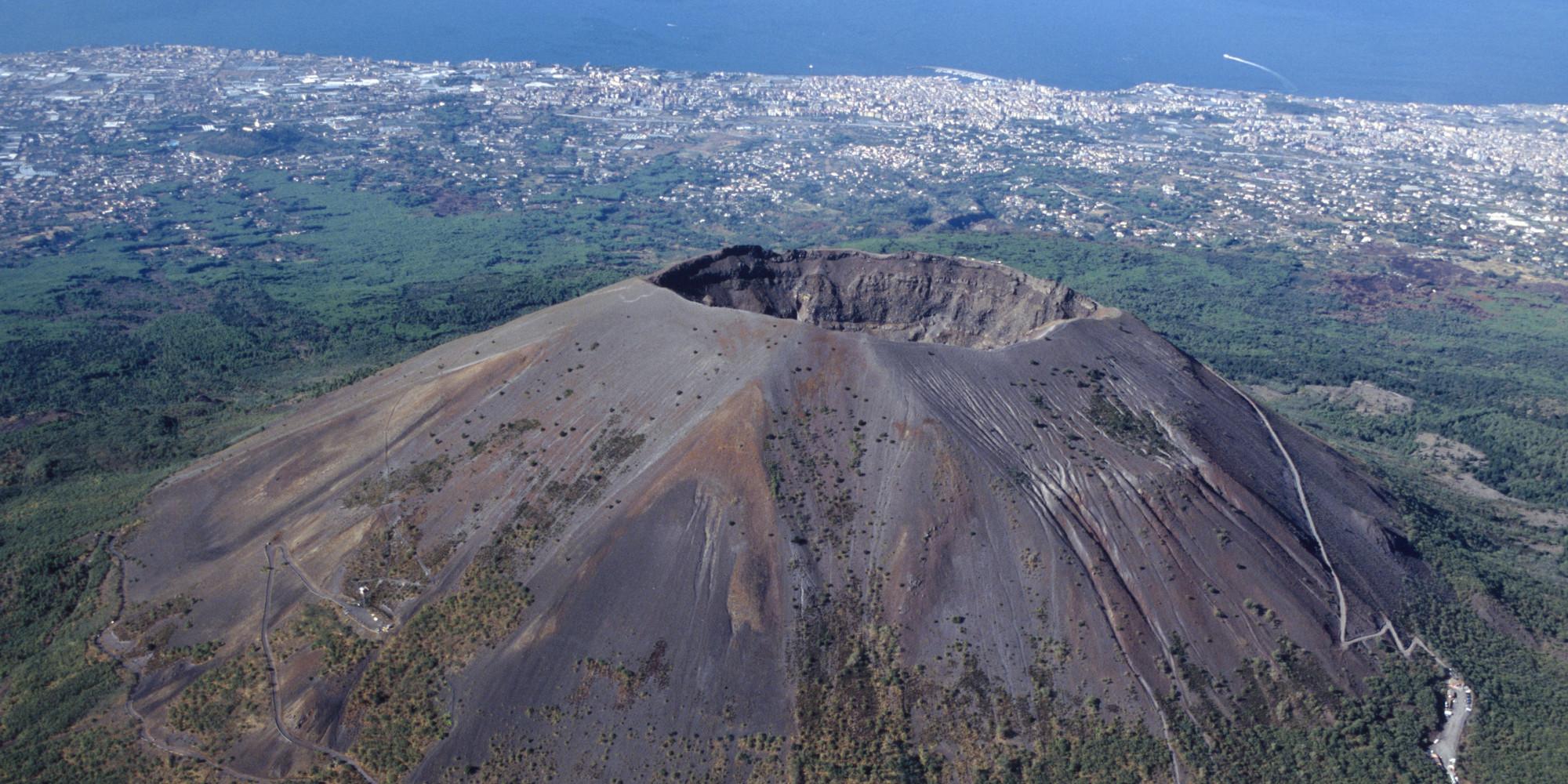 """""""Girando intorno al Vesuvio"""": per conoscere l'immenso patrimonio del Parco Nazionale del Vesuvio"""