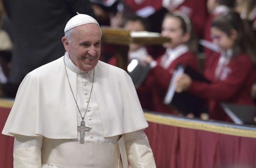 Papa Francesco a Napoli per un convegno di studi