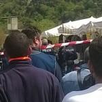 Mercato delle pulci di Agnano, in vendita una mina antiuomo