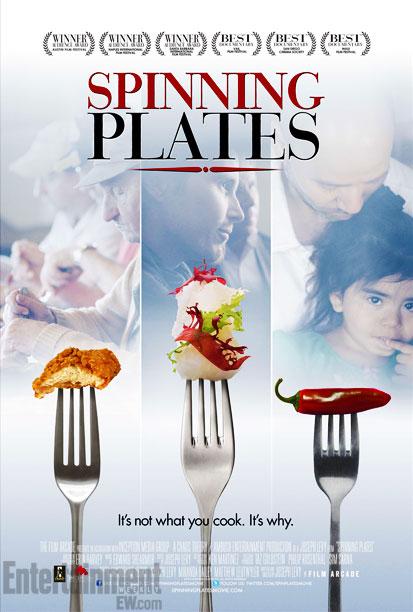 """""""Spinning Plates"""", proiezione gratuita del film-documentario al Cinema Astra di Napoli"""