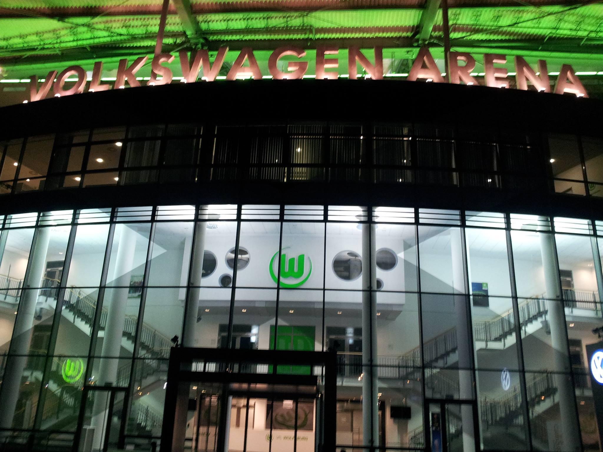 Wolfsburg una città molto italiana