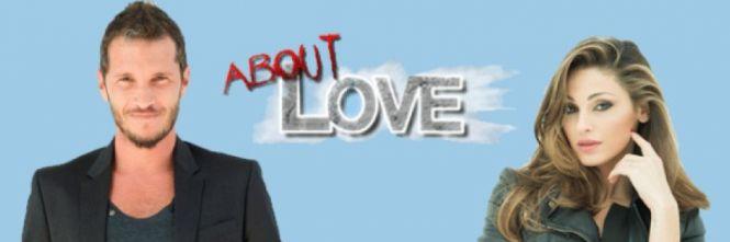 about love: flop per la tatangelo