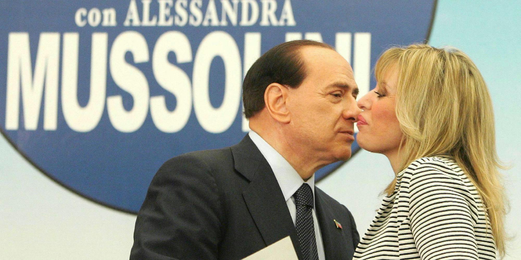 Alessandra Mussolini capolista FI in Campania alle Regionali