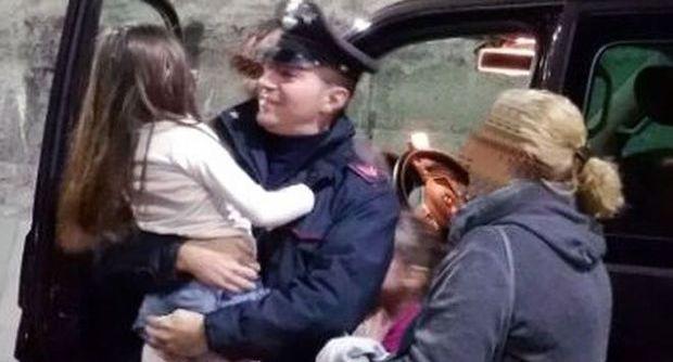 Bambina rapita nella penisola sorrentina, arrestati i sequestratori