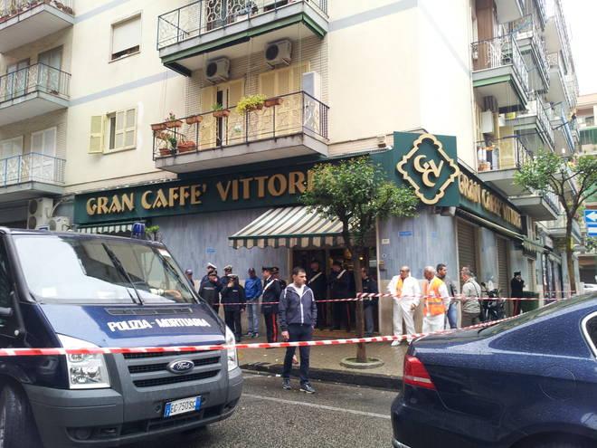 Ciro Cortese ucciso a colpi di pistola davanti a un bar nel napoletano