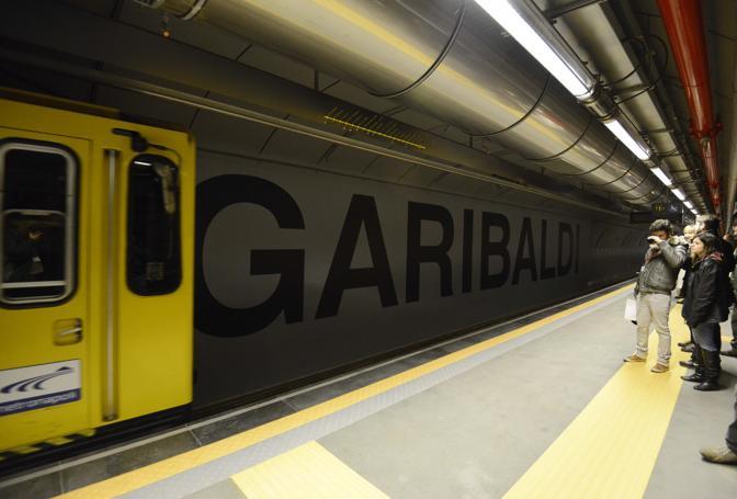 Napoli, venerdì 24 inaugurazione corridoio della metro Garibaldi