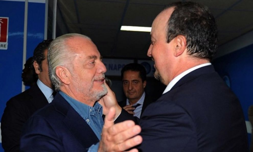De Laurentiis a Benitez:
