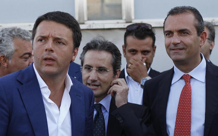 De Magistris contro Renzi: