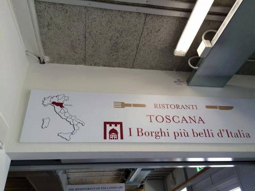 Expo Milano 2015: altra gaffe, la Toscana scambiata per l'Emilia Romagna
