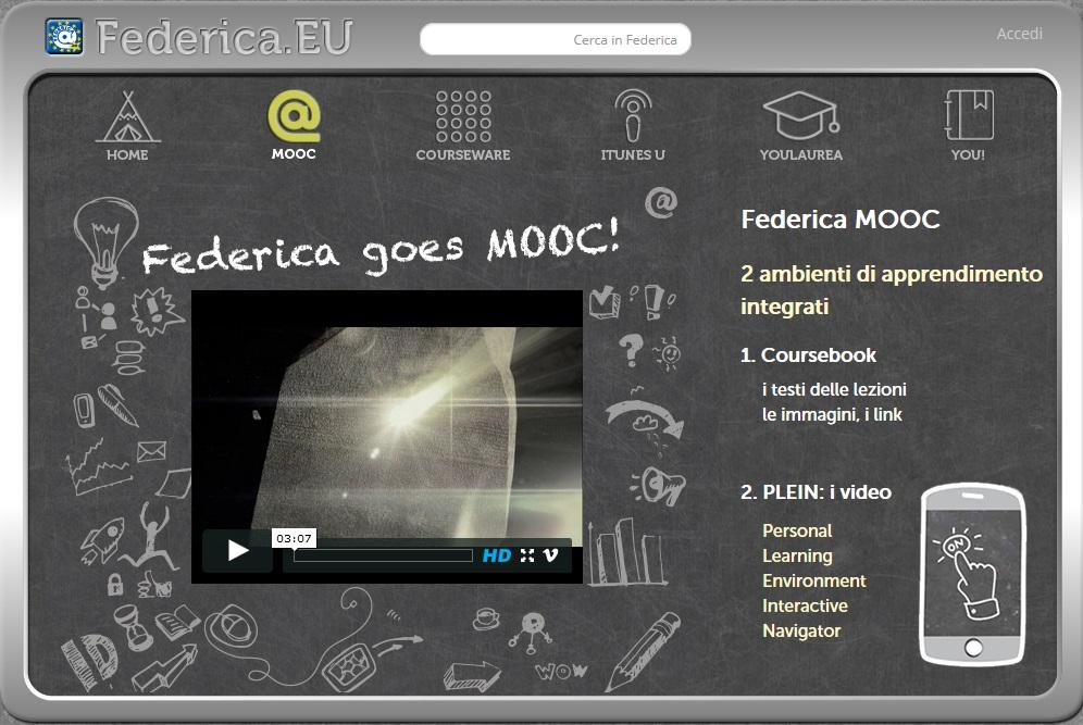 Federica.eu, l'università è online