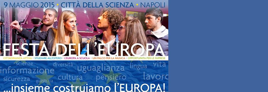 Festa dell'Europa: l'Europa che vorresti