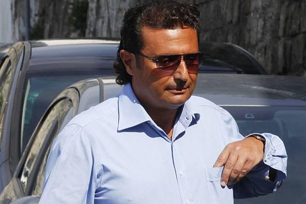 Francesco Schettino: respinta la richiesta di custodia cautelare