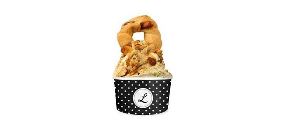 Gelato-tarallo: arriva, grazie a L di Leopoldo Infante, il gelato al gusto di tarallo