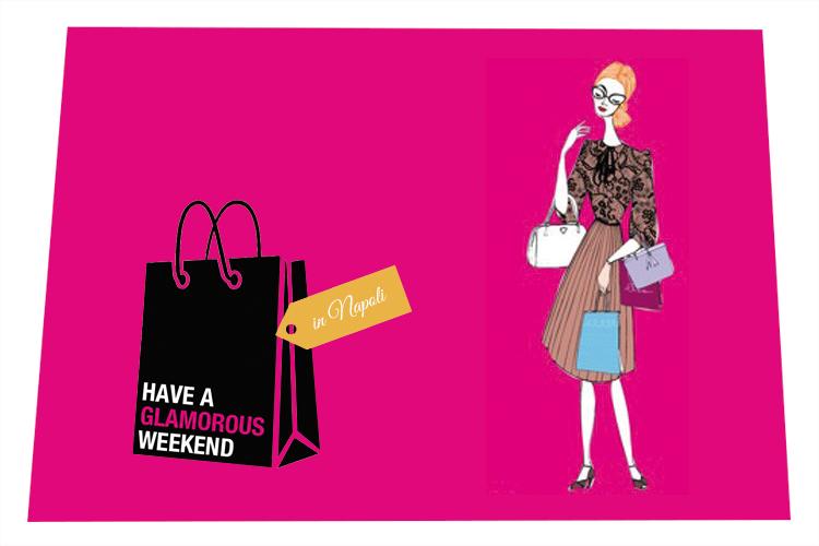 Glamorous Weekend, festa dello shopping sotto il cielo di Napoli