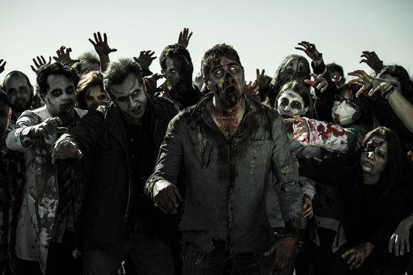 Human Vs Zombie: scappa dagli zombie al Napoli Comicon 2015