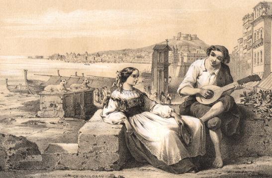 Il canto di Napoli, un viaggio nella musica napoletana a Palazzo Venezia